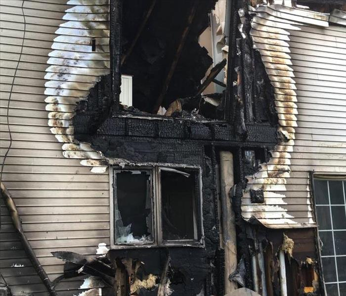 Fire Damage - Downers Grove