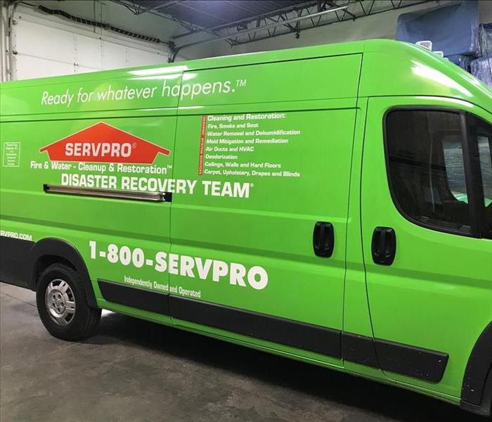 Why SERVPRO Commercial Properties – SERVPRO can help!