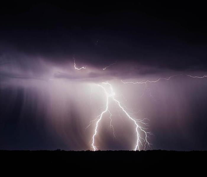 Storm Damage Thunderstorm Safety Tips