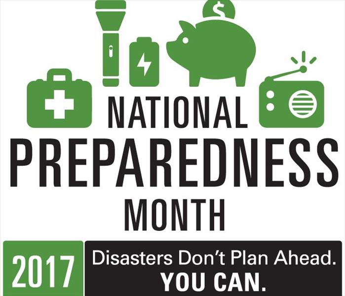 General National Preparedness Month