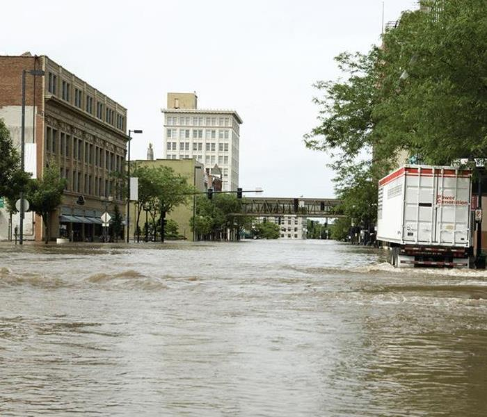 Storm Damage When Storms or Floods hit Downers Grove / Oak Brook, SERVPRO is ready!