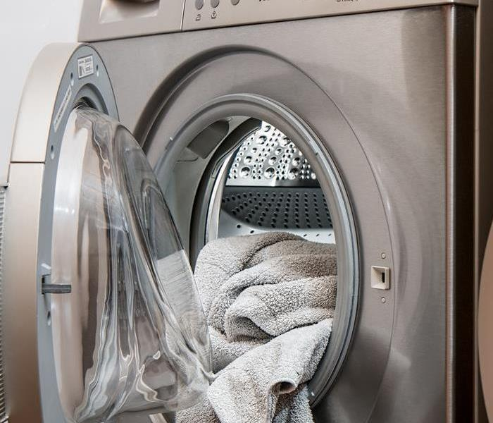 Water Damage Tips to prevent Water Damage from your Washing Machine.