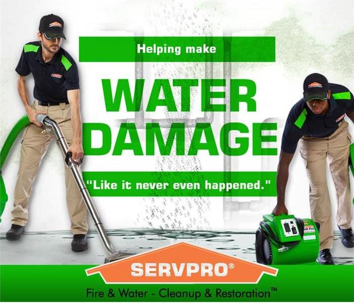 Water Damage Sewage Cleanup and Restoration